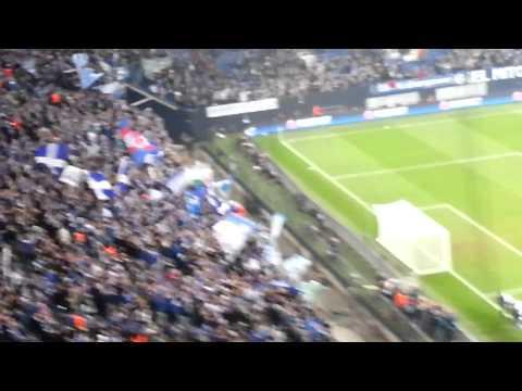 Schalke 04 1:6 Real Madrid - Stimmung nach dem Spiel - 26.02.2014