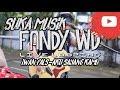 IWAN FALS - AKU SAYANG KAMU BY FANDY WD LIVE LOOPING COVER