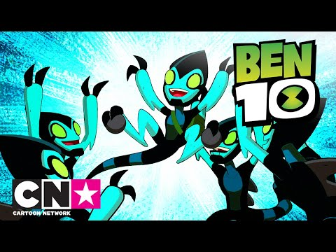 Бен 10: Миры пришельцев | Молния: Рукавицы планера | Cartoon Network