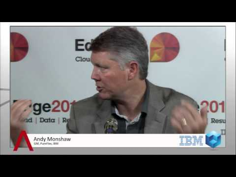Andy Monshaw - IBM Edge 2013 - theCUBE