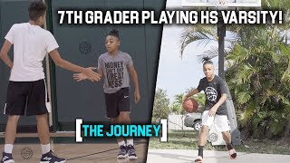 """He Was in 6th Grade Playing in Highschool!"" 5'2 Reece Randolph 