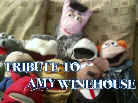 Amy Winehouse tribute: The Sneople cast