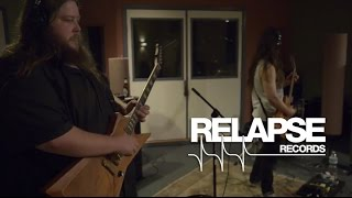 LORD DYING - Poisoned Altars (In-Studio Episode 1 - Guitars)