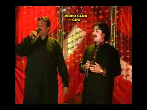PASHTO NEW 2011 Nice mast tapay by raees bacha and javed afghan...