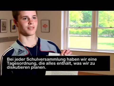 Sudbury Valley School - School Meeting - mit deutschen Untertiteln