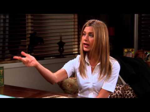 Jennifer Aniston   Friends S05E17   White Blouse Clip 1080p HD