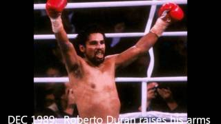 Watch Tom Russell The Eyes Of Roberto Duran video