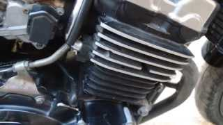 Мотоцикл на примере honda cb 400 sf и honda cb 600