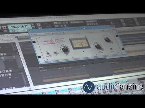 [NAMM] Cakewalk Sonar X2a Touchscreen Demo