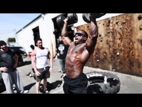 SHAKE THE EARTH - A Mike Rashid Shoulder Workout