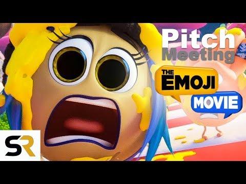 The Emoji Movie #ScreenRantPitchMeeting
