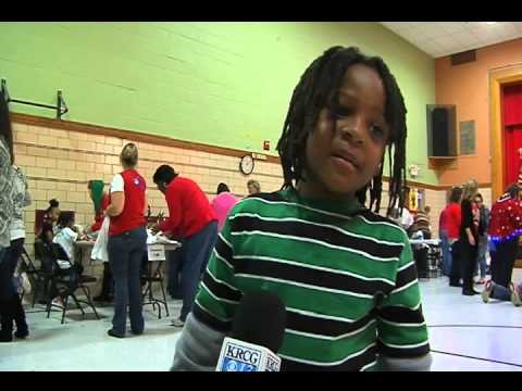 The Christmas Wishes of the Children from Southwest Early Childhood Center