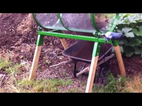 Topsoil / Compost Screen