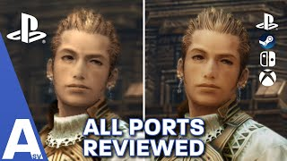 Which Version of Final Fantasy XII Should You Play? - All FFXII Ports Reviewed & Compared