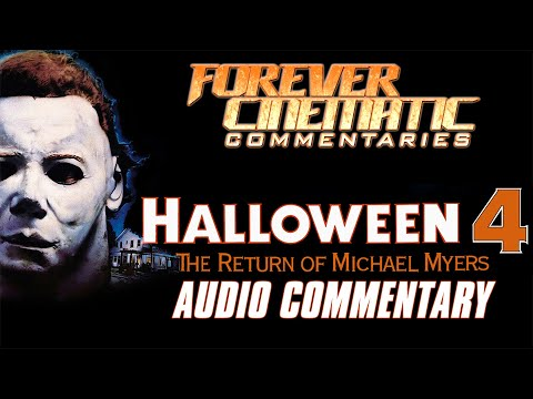 Halloween 4: The Return Of Michael Myers (1988) - Forever Cinematic Commentary