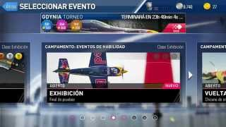 Red Bull air race The Game grandioso juego de aviones Android