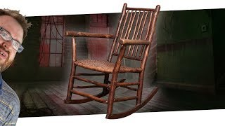 ACTUAL HAUNTED ROCKING CHAIR | God's Basement (Part 5)