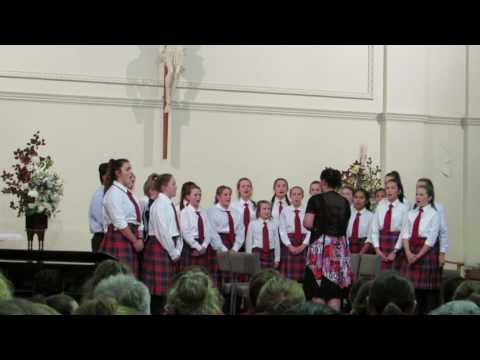 Northern Southland College sings Pokarekare Ana