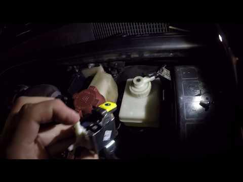 Vectra/Zafira/Astra/Corsa - Sumindo gasolina do reservatório partida a frio? - Válvula solenoide