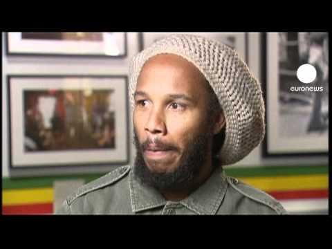 Hommage à Bob Marley au Grammy Museum de Los Angeles