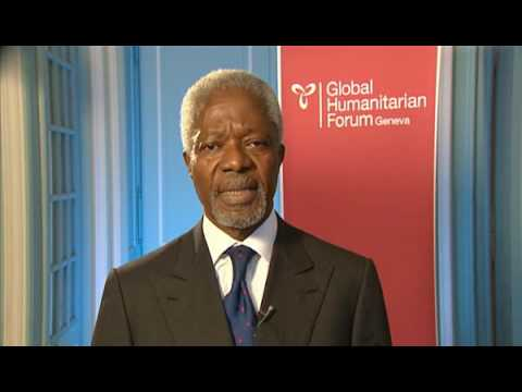 Kofi Annan Global Humanitarian Forum