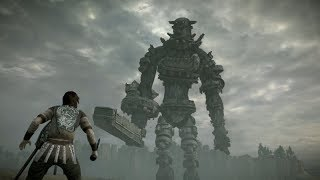 Shadow of Colossus (PS4) Mike and Tony