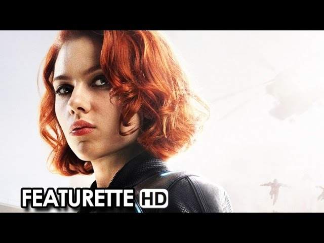 Avengers: Age of Ultron Featurette 'Lady Avengers' (2015) - Scarlett Johansson Movie HD