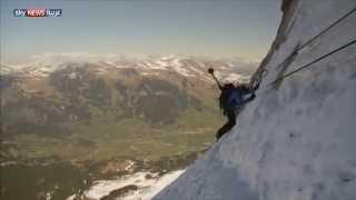 مشروع لتصوير أخطر أماكن التسلق