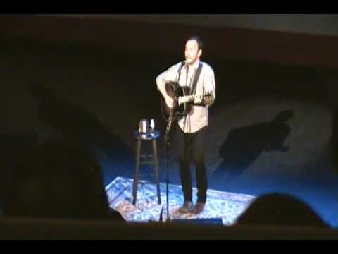 Dave Matthews -- Obama 2012 Campaign Event in Seattle.MP4