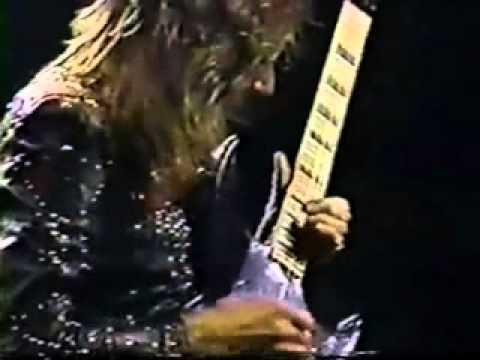 Glenn Tipton All Guns Blazing solo live