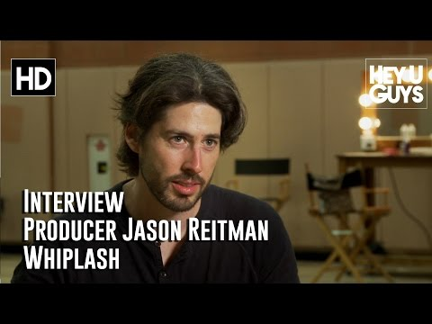 Producer Jason Reitman Interview - Whiplash