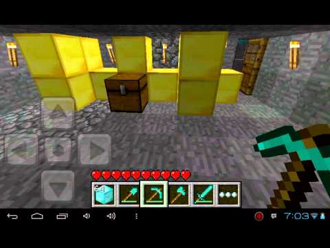 How to Duplicate Diamond in Minecraft PE Android