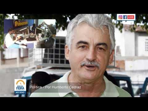 Política - por Humberto Cedraz - 18 de agosto