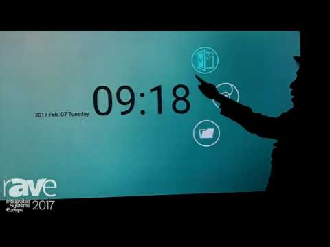 ISE 2017: ViewSonic Talks About IFP8650 Interactive Display