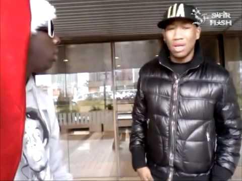 """MOUSSIER TOMBOLA feat MOKOBE """"LOGOBITOMBO"""" remix présenté par DERKA du JT AGITé..."""