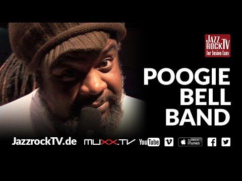 JazzrockTV #53 Poogie Bell Band