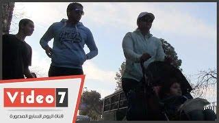 بالفيديو.. ماراثون اليونيسيف يصل ميدان الحرية بمناسبة اليوم العالمى للمرأة