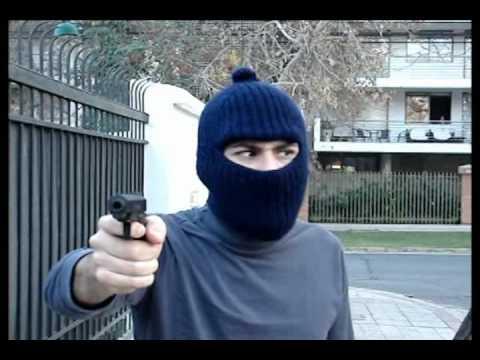 Técnicas para liberarse de un asaltante