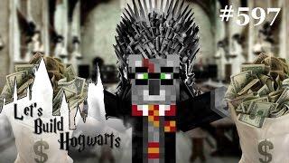 MUSS ich meine Zuschauer VERARSCHEN? 😐 | Let's Build Hogwarts #597
