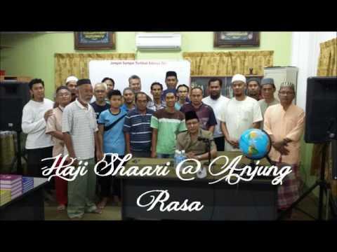 Ceramah  Haji Shaari @ Anjung Rasa