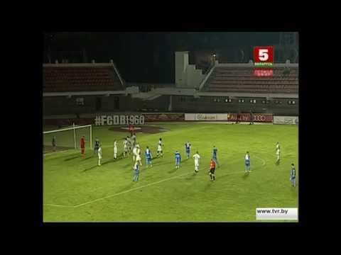 Гол Руслана Ивашко в ворота «Динамо-Брест»