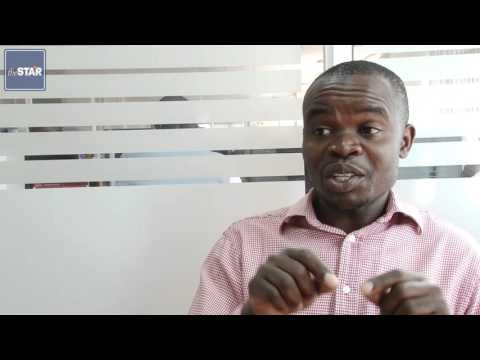 David Mwere on analysis of Kenya being a bandit economy   CJ