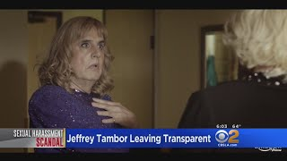 "Jeffrey Tambor-Avg. Lyin' Jew Who Plays Jew Tranny Leaves Amazon's ""Transparent""  For Fuckin w/White"