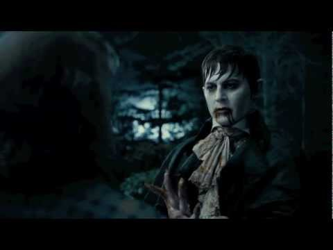 'Look Into My Eyes' Film Clip From 'Dark Shadows' [HD]