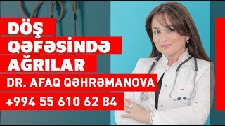Download Lagu Dos qefesinde agrilar / Kardioloq Afaq Qehremanova / Medplus TV Gratis STAFABAND