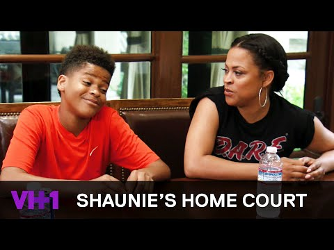 Shaqir Plans A 'Lit' Birthday Party With Strippers 'Sneak Peek' | Shaunie's Home Court