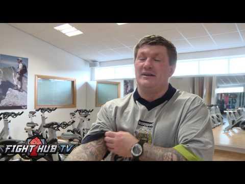 Ricky Hatton on Shawn Porter vs Kell Brook