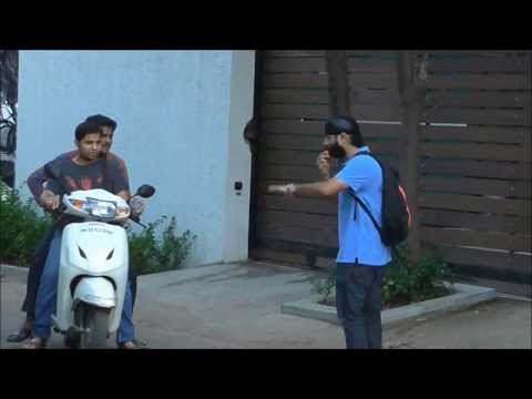 Annoying People With A Whistle - Awkwardness Unlimited - Funny Indian Prank video