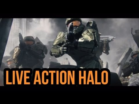 Halo Live Action TV Series! (Steven Spielberg)