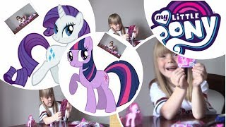 My Little Pony Blind Bags Opening - Toys for kids.